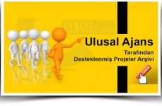 Desteklenmiş Projeler Arşivi