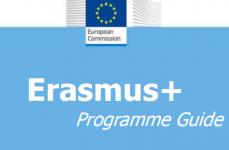 ERASMUS+ 2020 PROGRAM REHBERİ VE TEKLİF ÇAĞRISI