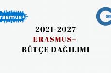 2021-2027 Erasmus+ Bütçe Dağılımı