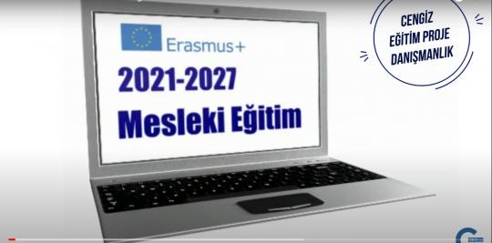 Erasmus 2021-2027 Mesleki Eğitim