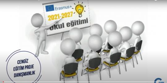 Erasmus 2021-27 Okul Eğitimi