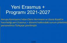 Erasmus+ 2021-2027