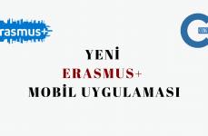 Yeni Erasmus+ programı için yeni bir Erasmus+ Mobil Uygulaması