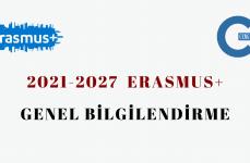 2021- 2027 Yeni Erasmus+ Programı